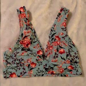 MOSSIMO bikini top, LARGE